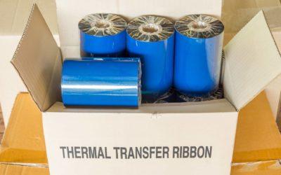 Wie wählt man das Thermotransferband aus?